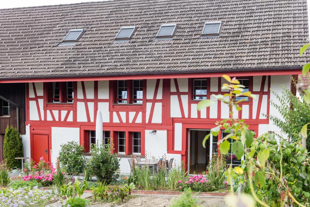Sanierung Hufschmied, Birmensdorf